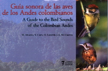 Birds of the Colombian Andes